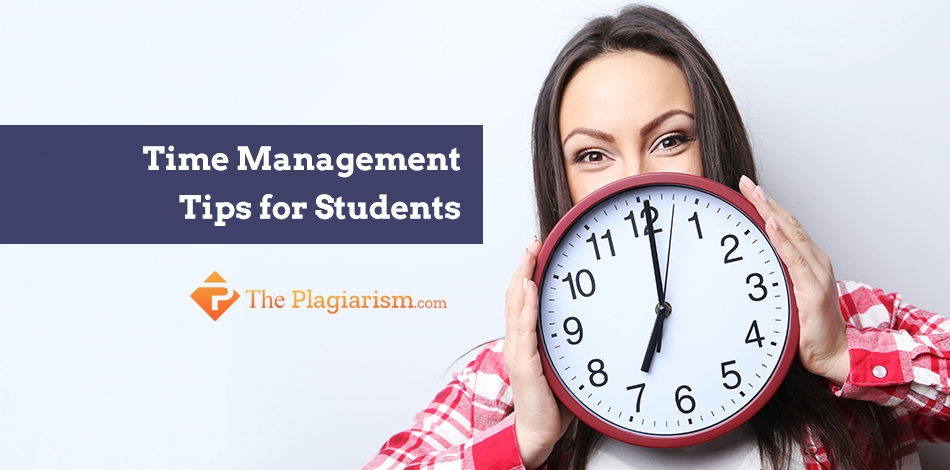 College Time Management Tips