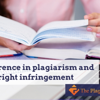 Similarities and Differences between Plagiarism and Copyright Infringement