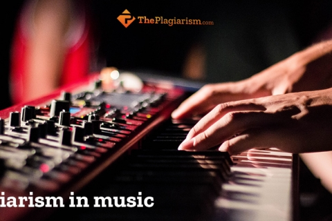 Interesting Examples Regarding Plagiarism in Music